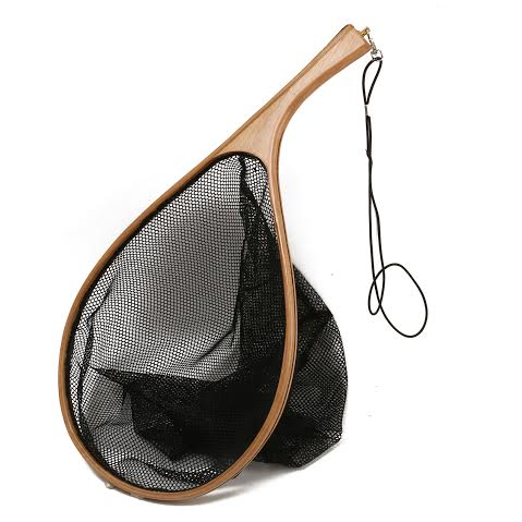 A&M N3 Wooden Net  Curved