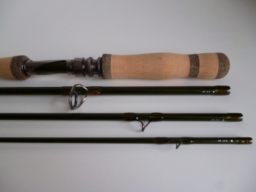 Switch hengel for Big 5 fishing rods