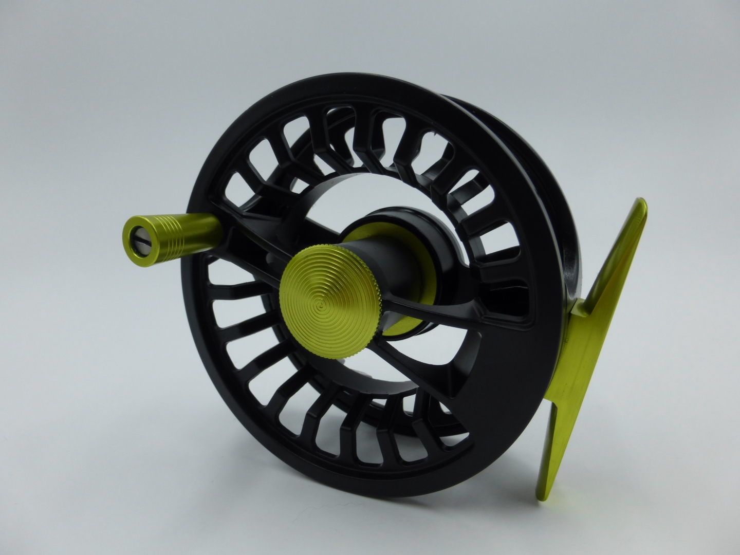 A&M XF # 5/6 Black / Green Fly Reel
