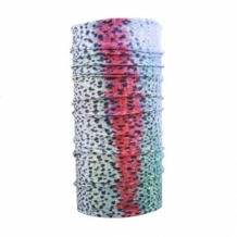 A&M Seamless Headwear Buff - Rainbow Trout Skin