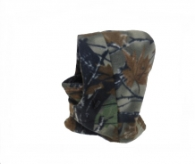 A&M 6 in 1 Headgear Thermal Fleece Camo 4