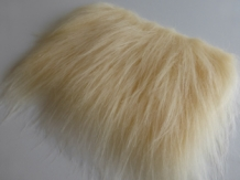 A&M Craft Fur - Light Beige (7cm)