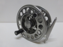 A&M GTS Fly reel # 5/6 Silver edition