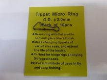 A&M Micro Tippet Ring 2mm