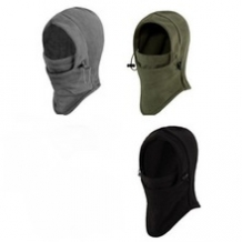 A&M 6 in 1 Headgear Thermal Fleece Grey