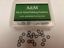 A&M Micro Tippet Ring 3,1 mm (20 pcs)