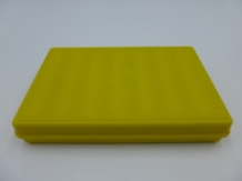 Fly Box Yellow