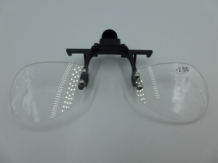 A&M Clip On Vergrootglas / Magnifier 2.50