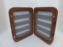 Fly Box Dark Wooden