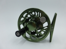 A&M G6 FLY REEL # 2/3 OLIVE