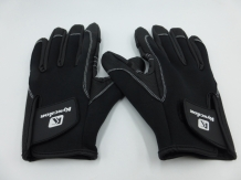 Fishing Glove Black Size M