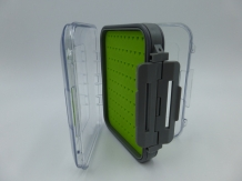 Fly Box  2000 Compact Green Silicon