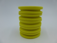 EVA Foam Leader Spool - Yellow  - 5 stuks