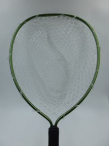 A&M N11 Landing Net Olive Ghost Alu