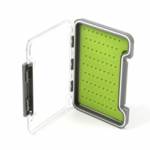 Fly Box Green Silicon