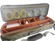 A&M Fly Rod Combo Bag  Olive / Grey