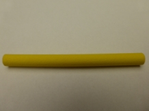 Cilinder Foam Yellow - 6 mm