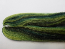 "Baitfish Blends "" Minnow Back Olive """