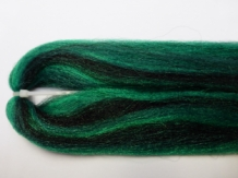 "Baitfish Blends "" Minnow Back Green """
