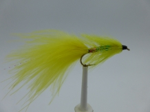 Size 10 Trout Dancer Yellow - No Bead