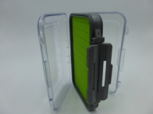 A&M Green Silicone Fly Box  2000