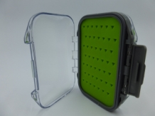 Fly Box 400 Green Silicon
