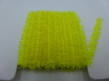 Gummy Chenille 6 mm - Fluo Sweetcorn