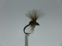 Size 18 Quill Body Natural CDC Emerger - Barbless