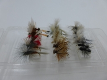 A&M Fly Collection Dry Fly # 12