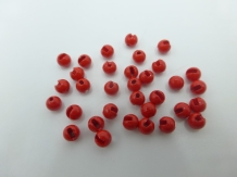 Slotted Tungsten Fire Red 3,5 mm