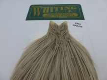 Whiting Pro Grade Cape - Light Gray Dun