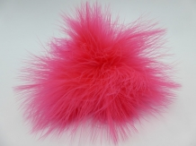 Blood Quill Marabou Hot Pink