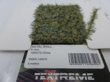 Textreme Metal Brill 5 mm - Olive