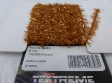 Textreme Metal Brill 5 mm - Copper