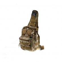 A&M Sling Bag Green Camo 600 D