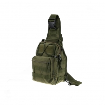 A&M Sling Bag Army Green 600 D