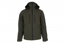 A&M Soft Shell Jas Olive - Size L