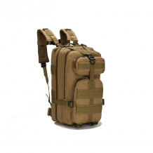 A&M 600 D Trekking Back Pack - Tan