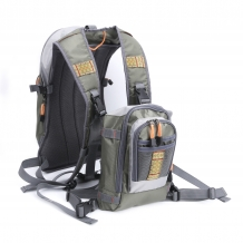 A&M V4 Vliegvisvest Chest Pack Duo